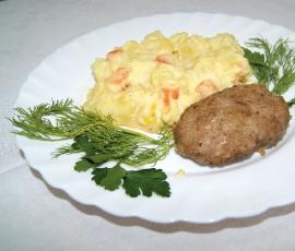 Блюда наших поваров