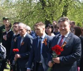В память героев
